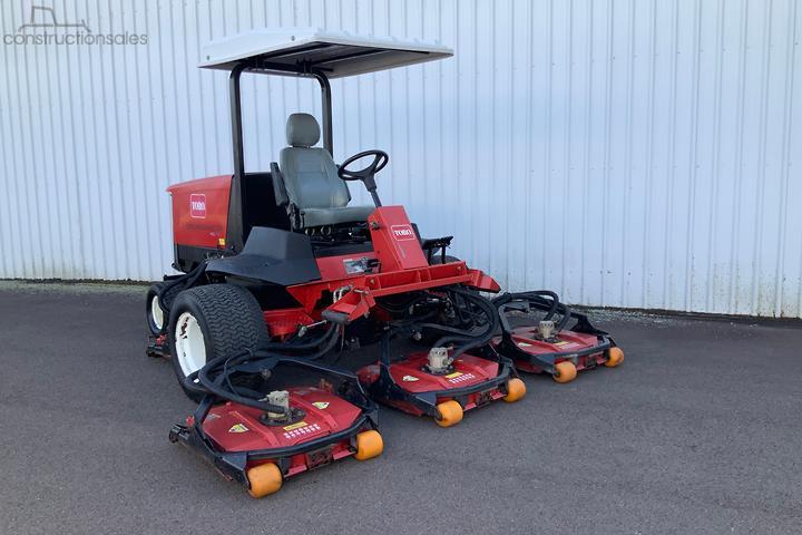 Toro Construction equipments for Sale in Australia