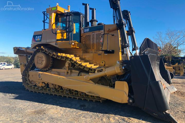 Caterpillar D10T Construction equipments for Sale in