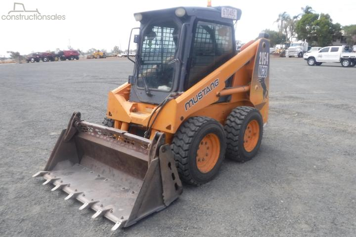 Mustang Construction equipments for Sale in Australia