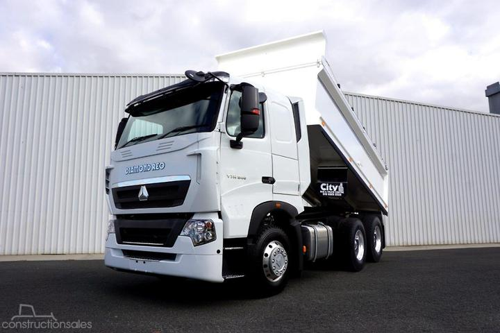 Diamond Reo Tipper Trucks for Sale in Australia