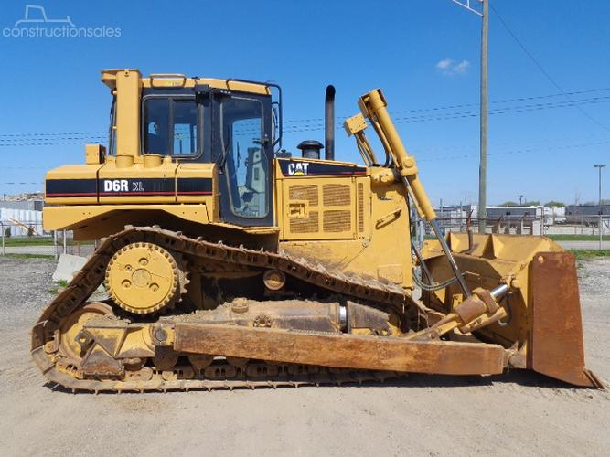 Caterpillar D6R XL Construction equipments for Sale in Australia