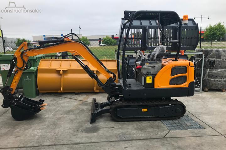 DBA Construction equipments for Sale in Australia
