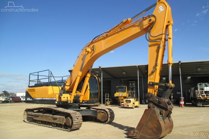 Hyundai Excavators for Sale in Australia - constructionsales