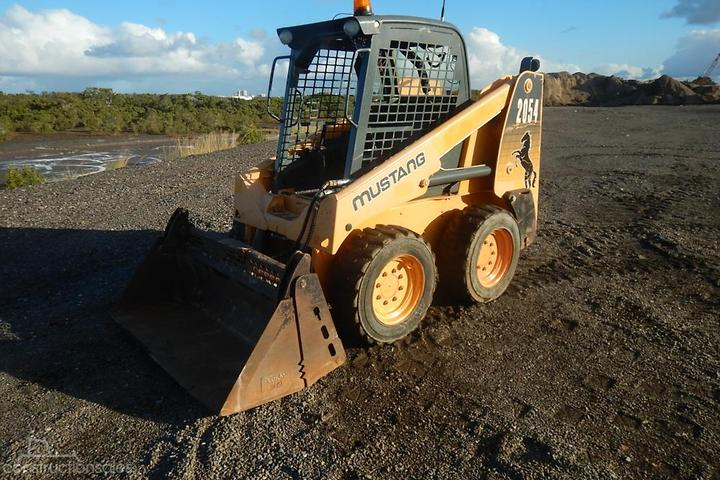 Mustang 2054 Construction equipments for Sale in Australia