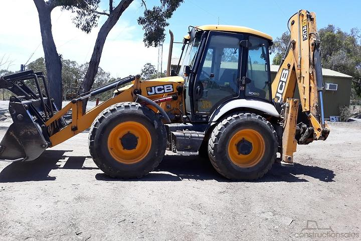 JCB 4CX Construction equipments for Sale in Australia