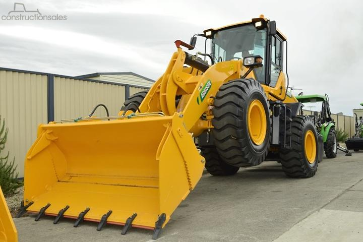 AGRISON Construction equipments for Sale in Australia