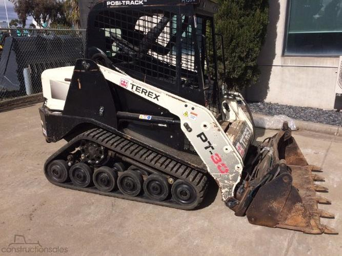 Terex PT30 Construction equipments for Sale in Australia