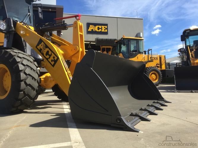 Wheel Loaders for Sale in Australia - constructionsales com au