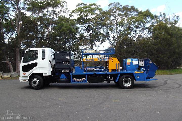 Flowcrete Construction equipments for Sale in Australia