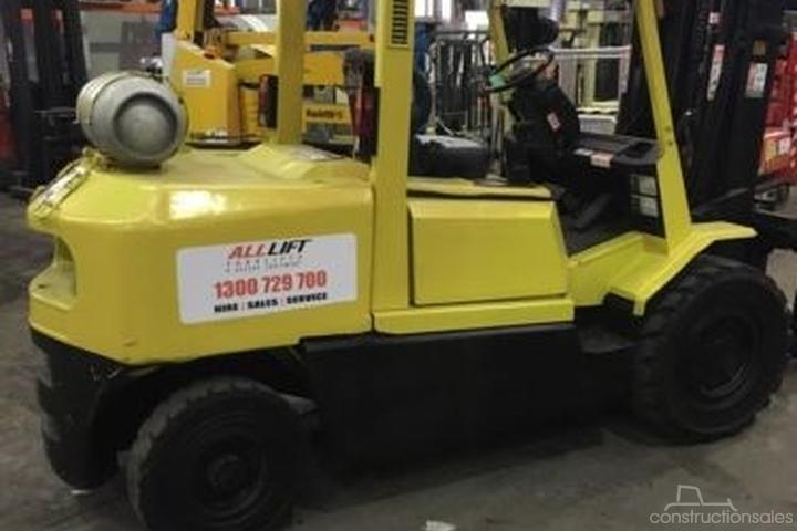 Hyster Construction equipments for Sale in Australia