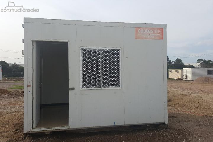Used 3 6m x 3m Portable Building Sheds & Transportable