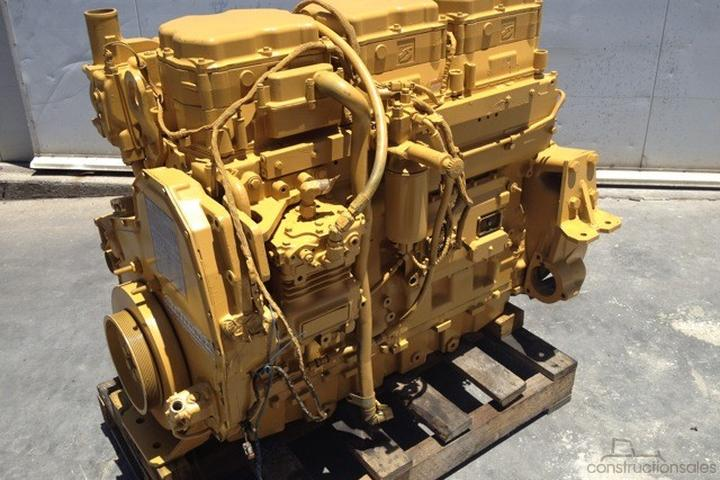 Caterpillar C12 Construction equipments for Sale in