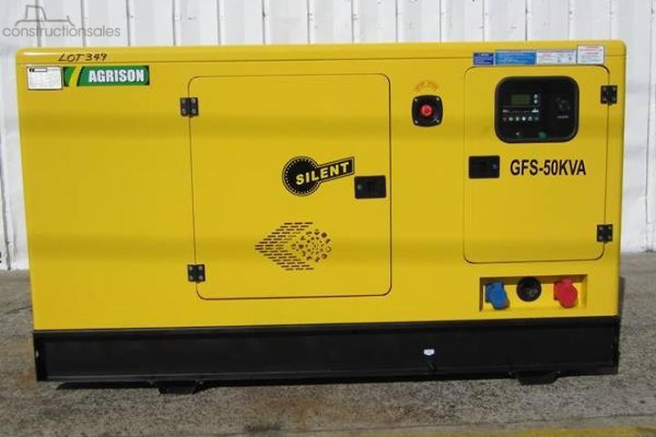 Generators for Sale in Australia - constructionsales com au
