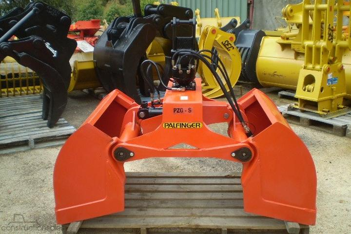 Palfinger, AGM, Other Clamshell Buckets Clamshell Bucket