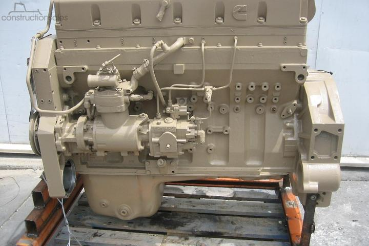 CUMMINS L10 Construction equipments for Sale in Australia