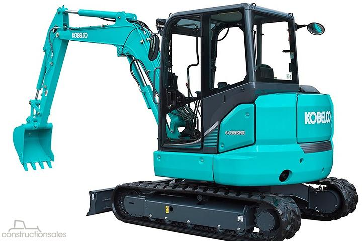 Kobelco SK55SRX 6 Construction equipments for Sale in Australia