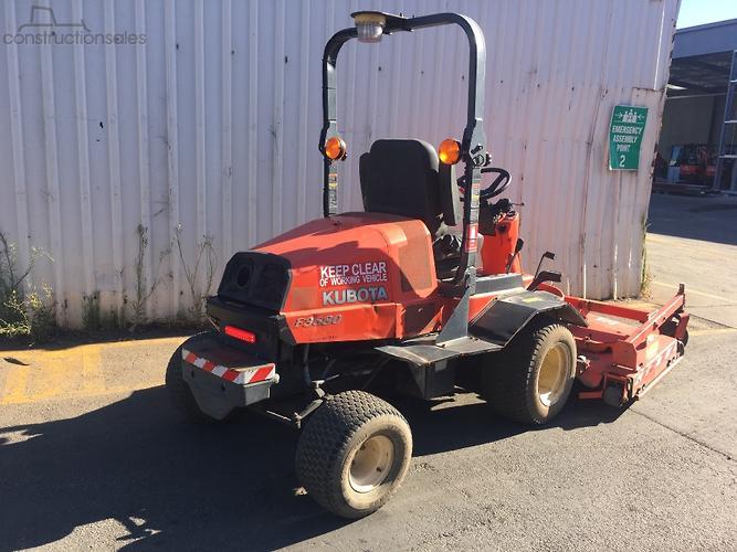 Kubota F3680 Construction equipments for Sale in Australia