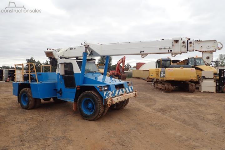 TEREX FRANNA Construction equipments for Sale in Australia