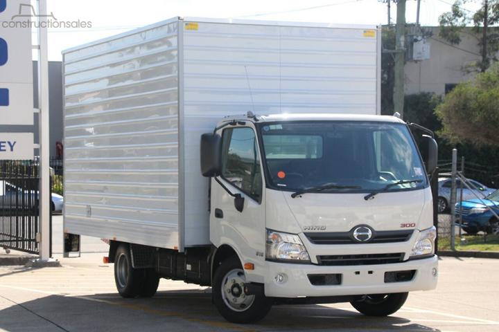 Hino Box Body Trucks for Sale in Australia