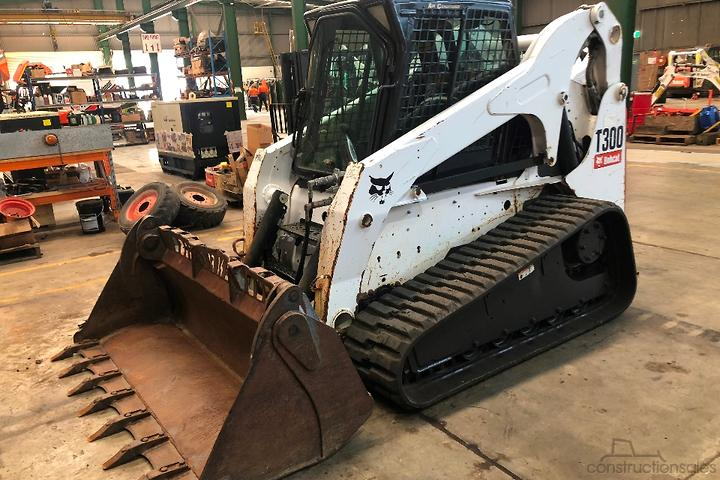 Bobcat T300 Construction equipments for Sale in Australia