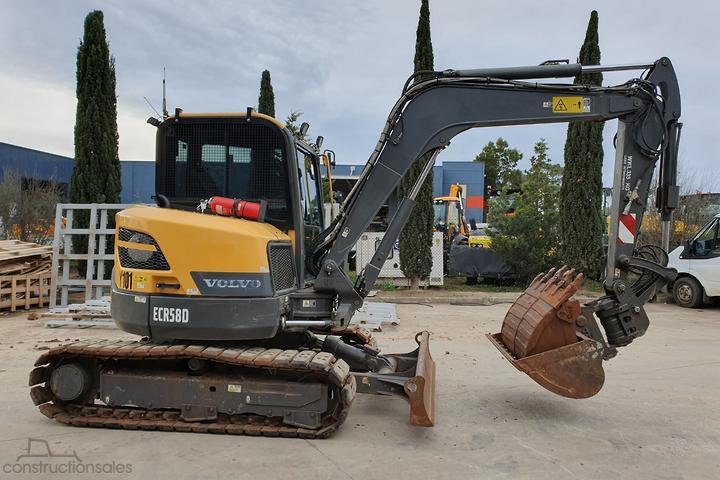 Volvo 350 Excavator Price