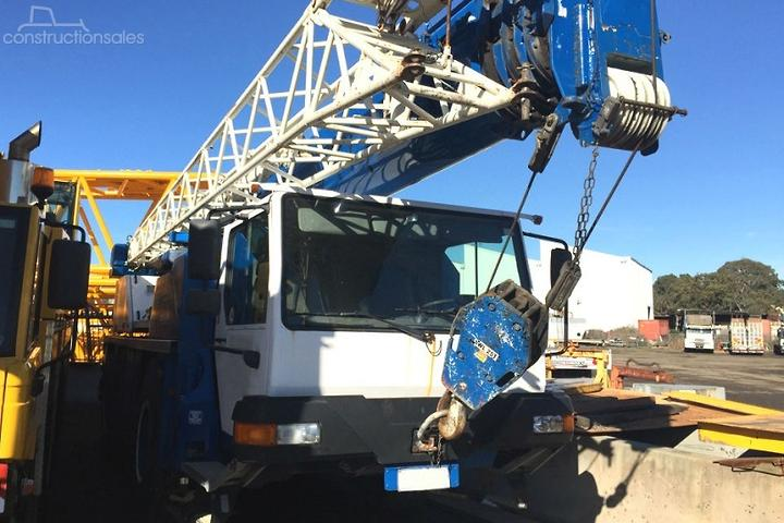 Liebherr Cranes & Liftings for Sale in Australia - constructionsales