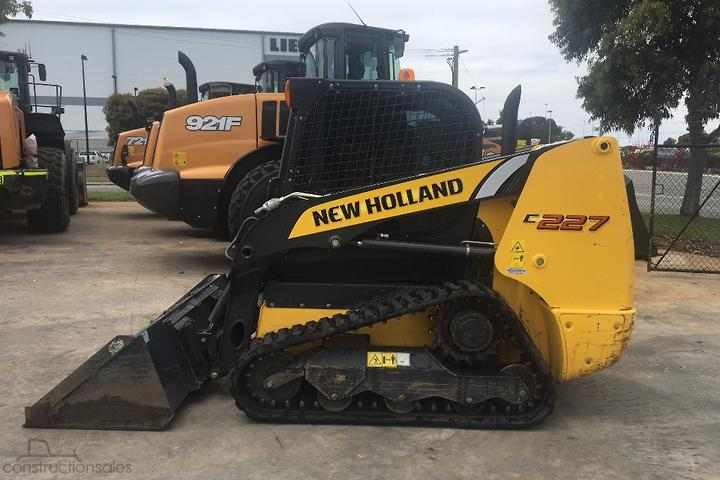 New Holland Construction equipments for Sale in Australia