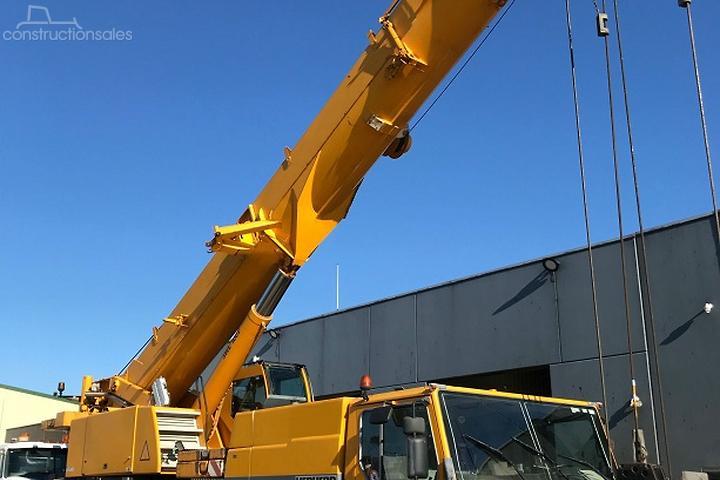 Liebherr Cranes & Liftings for Sale in Australia