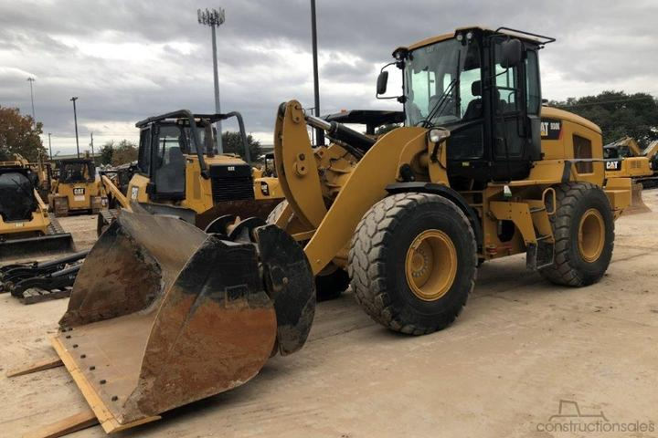 Caterpillar 930K Construction equipments for Sale in