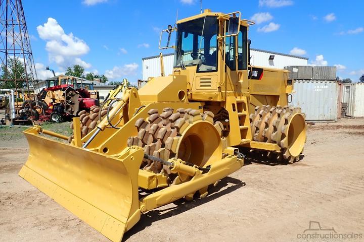 Caterpillar 815F Construction equipments for Sale in Australia