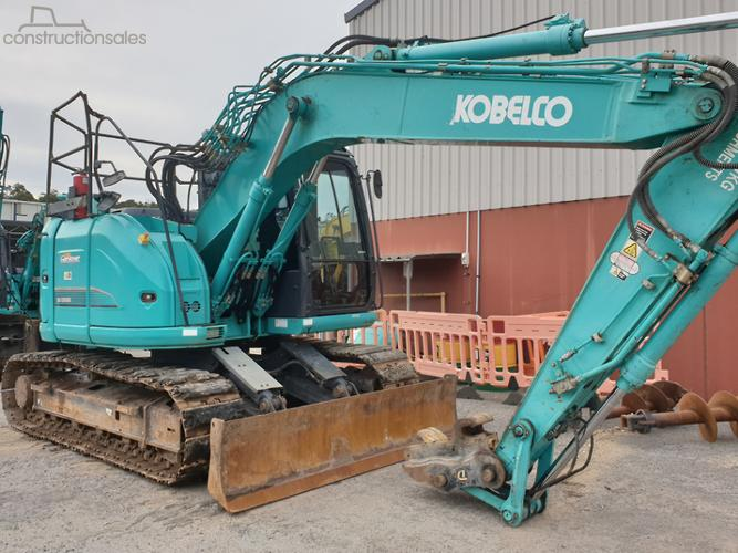 Kobelco Construction equipments for Sale in Australia