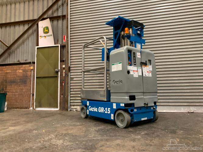 Genie Construction equipments for Sale in Australia