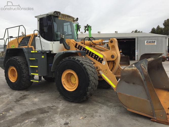 Liebherr Construction equipments for Sale in Australia