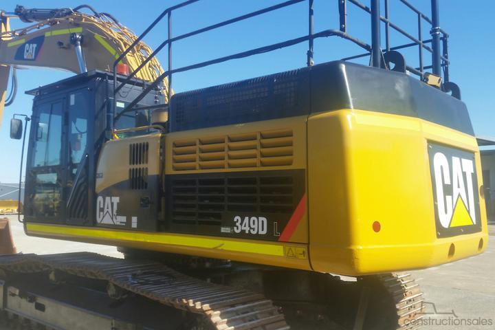 Caterpillar Excavators for Sale in Australia