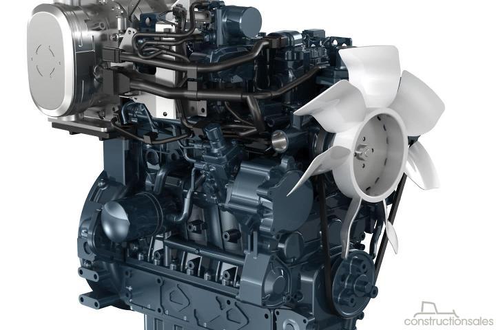 KUBOTA M100 TRACTOR REPOWER ENGINE Construction equipments