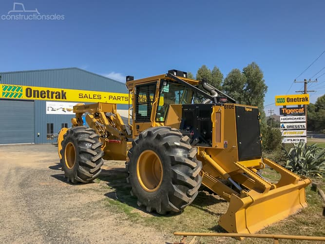 Skidder Forestry Machines for Sale in Australia