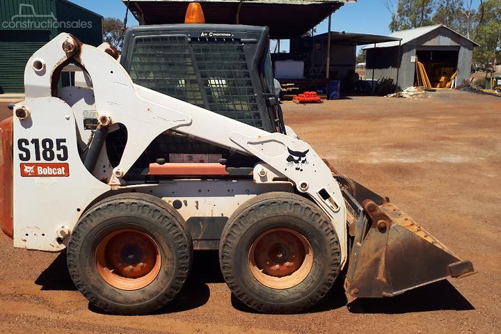 Bobcat S185 Construction equipments for Sale in Australia