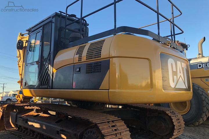 Caterpillar 320D Construction equipments for Sale in Australia