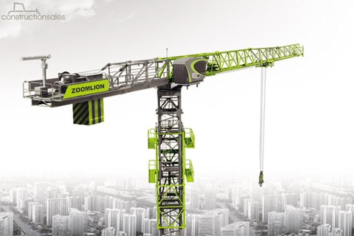 ZOOMLION TOWER CRANE Construction equipments for Sale in