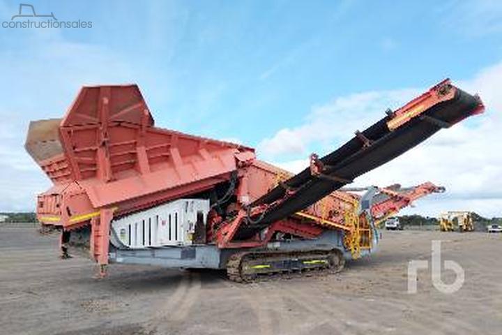 Sandvik Construction equipments for Sale in Australia