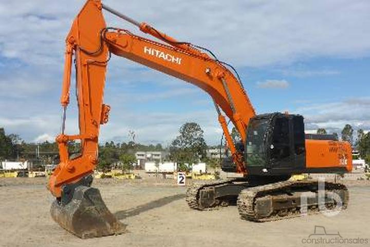 Hitachi ZX330 3 Construction equipments for Sale in Australia