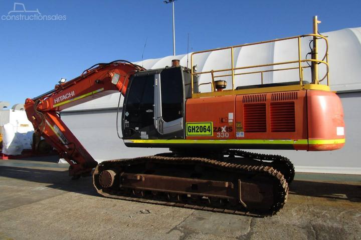 Hitachi ZX330 3 Construction equipments for Sale in Australia