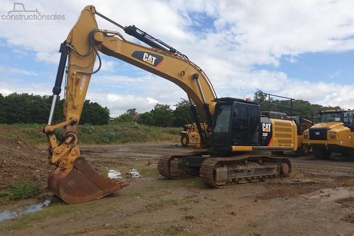 Caterpillar Construction equipments for Sale in Australia