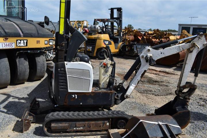 Bobcat Excavators for Sale in Australia - constructionsales