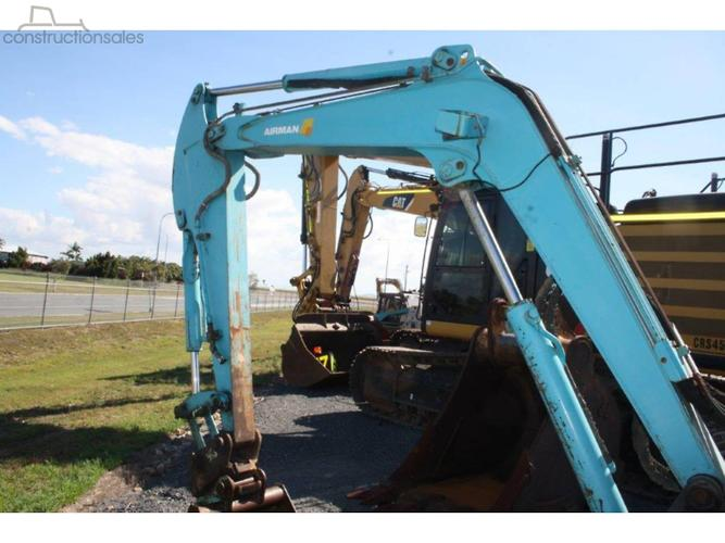 Airman Construction equipments for Sale in Australia