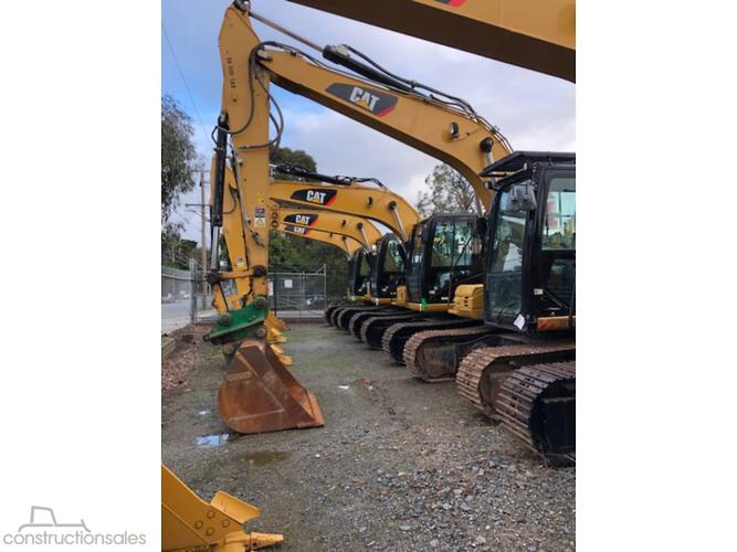 Caterpillar 312D Construction equipments for Sale in