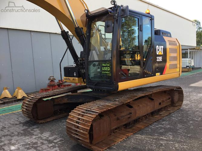 Caterpillar 320EL Construction equipments for Sale in Australia