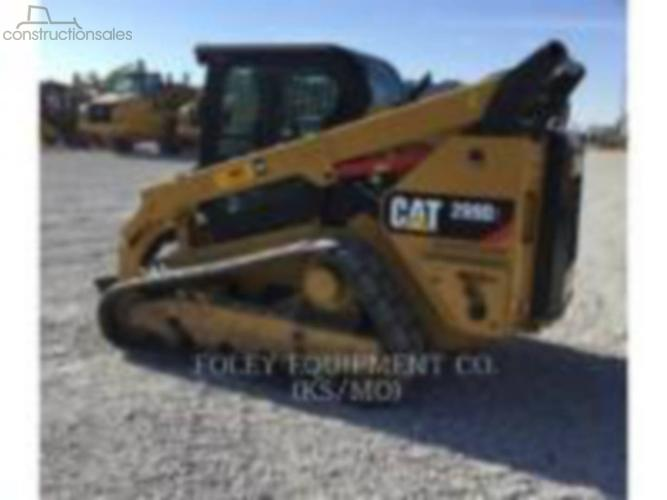 Caterpillar 299D Construction equipments for Sale in