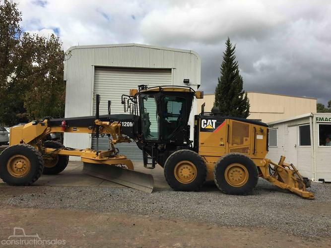 Caterpillar 120M Construction equipments for Sale in