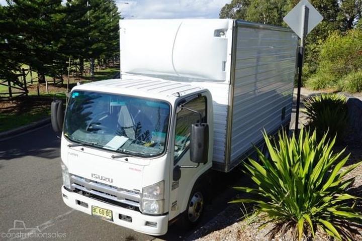 Isuzu Construction equipments for Sale in Australia
